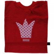 Kinderlätzli rote Krone...