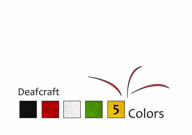 Deaf Craft - 5 Colors